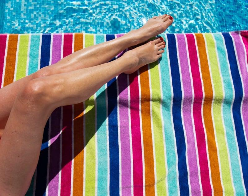 hilfreiche Tipps für glatte Beine