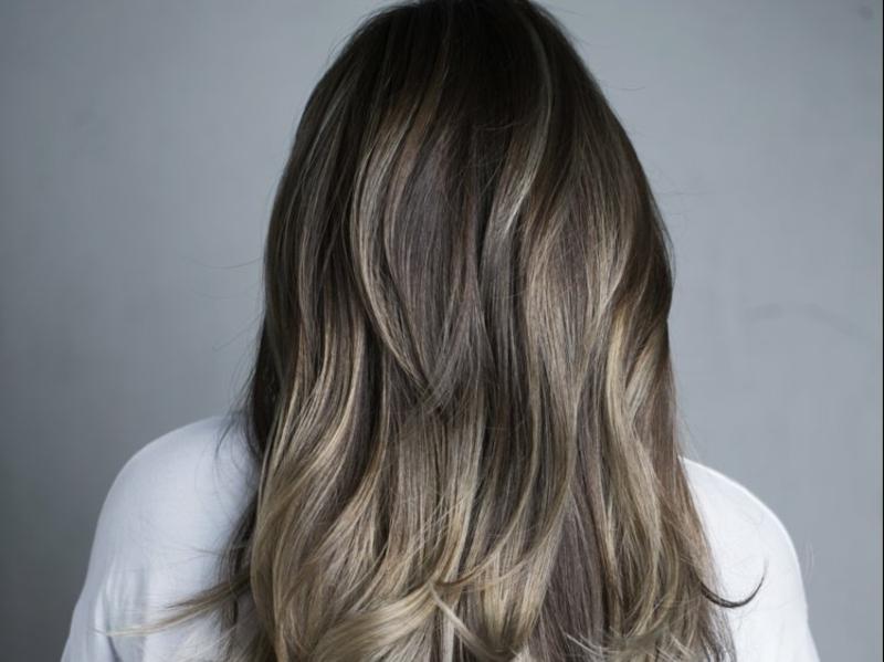 Haare selber färben tolle Nuancen Pilzbraun