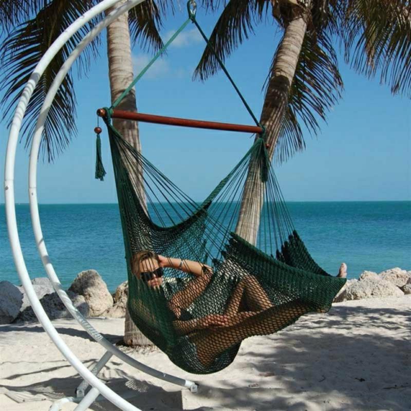 Strand liegen Palmen