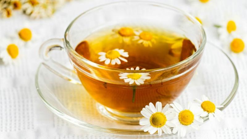 Schwangerschaft Tee Kamillentee