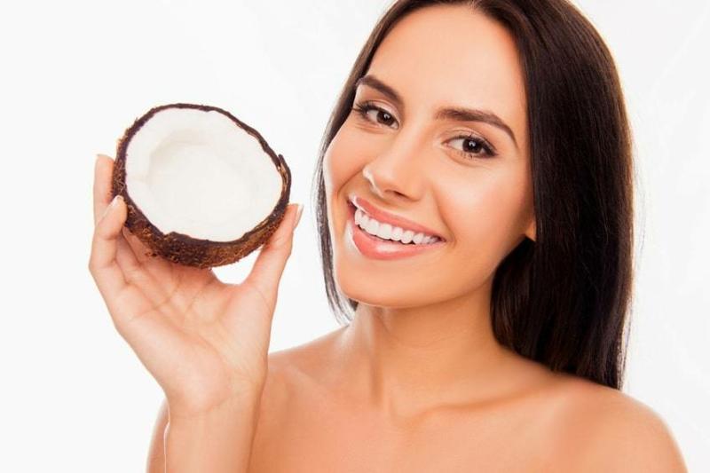 Hautpflege mit Kokosöl Vorteile