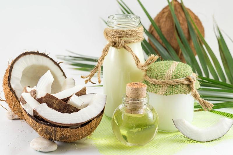 Kokosnussöl Zähne Vorteile