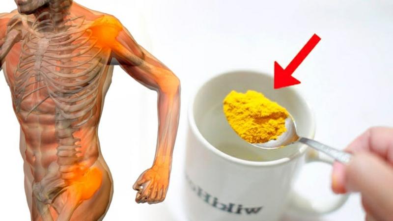 Goldmilch gut für die Gelenke