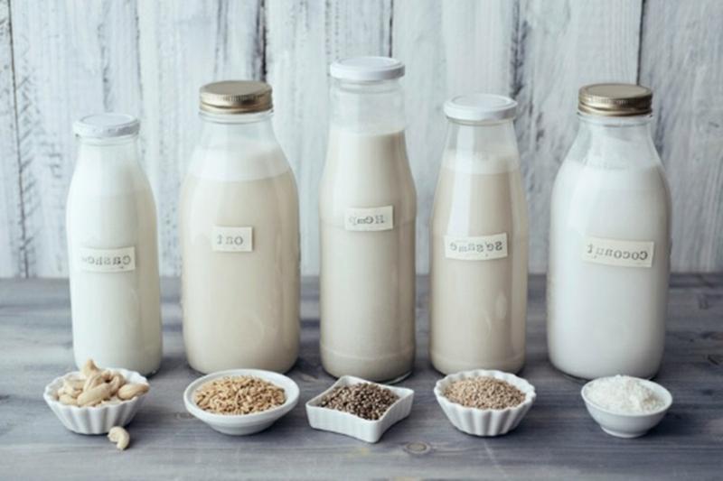Pflanzenmilch Arten vegan