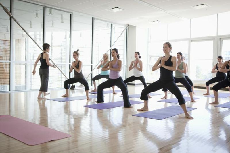 Power Yoga erfolgreich abnehmen