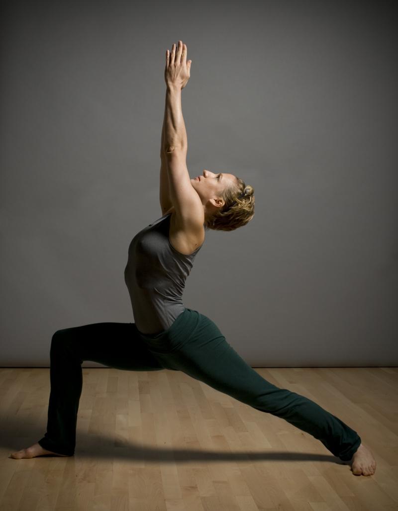 Power Yoga Gewicht verlieren