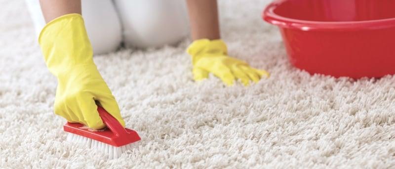 Teppich reinigen hilfreiche Ideen