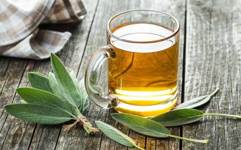 Schwangerschaft Tee Salbeitee