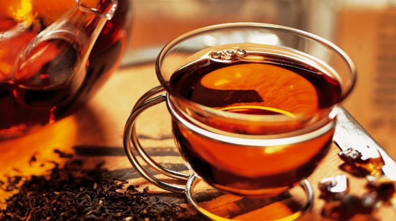 schwarzer Tee trinken Eigenschaften