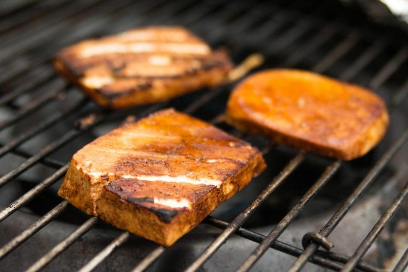 Tofu grillen praktische Tipps