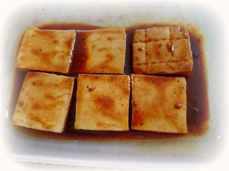 Grillmarinade Rezept Sojakäse