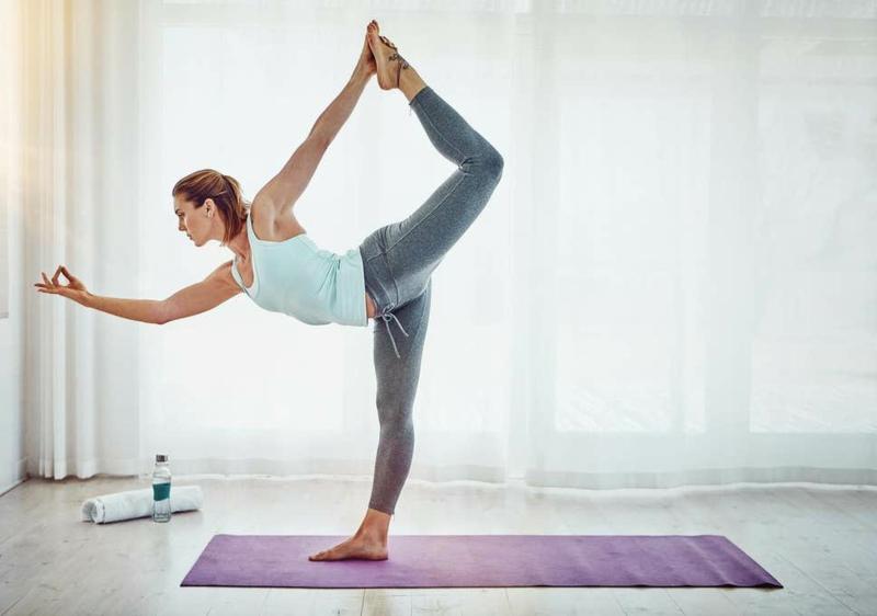 Power Yoga Übungen