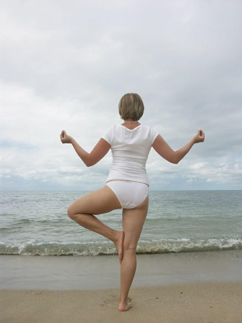 Atemübungen und Meditation