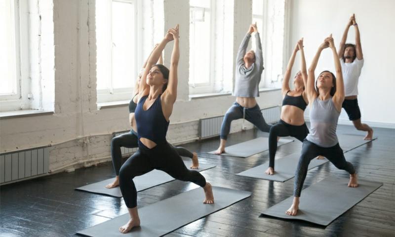 Power Yoga Vor- und Nachteile