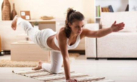 Power Yoga zu Hause praktizieren