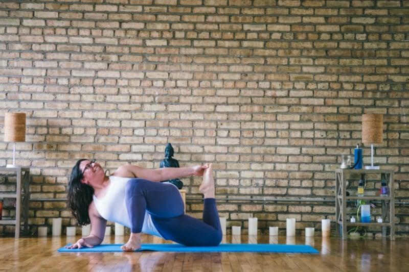 Power Yoga für Anfänger