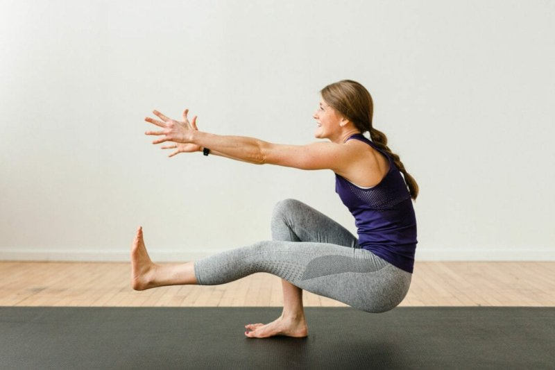 effektvolle Übungen für Muskelaufbau