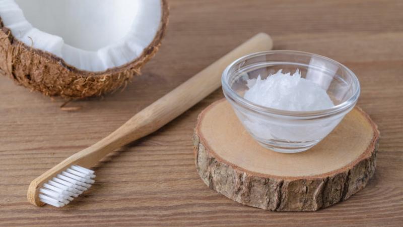 Kokosnussöl Zähne praktische Tipps