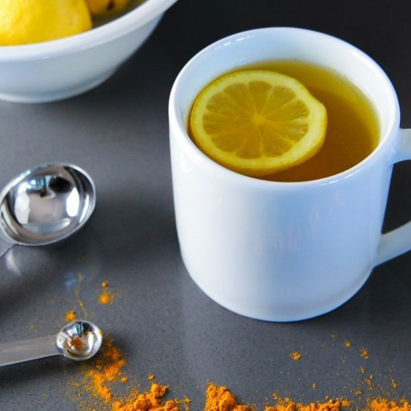 Zitronenwasser Rezept