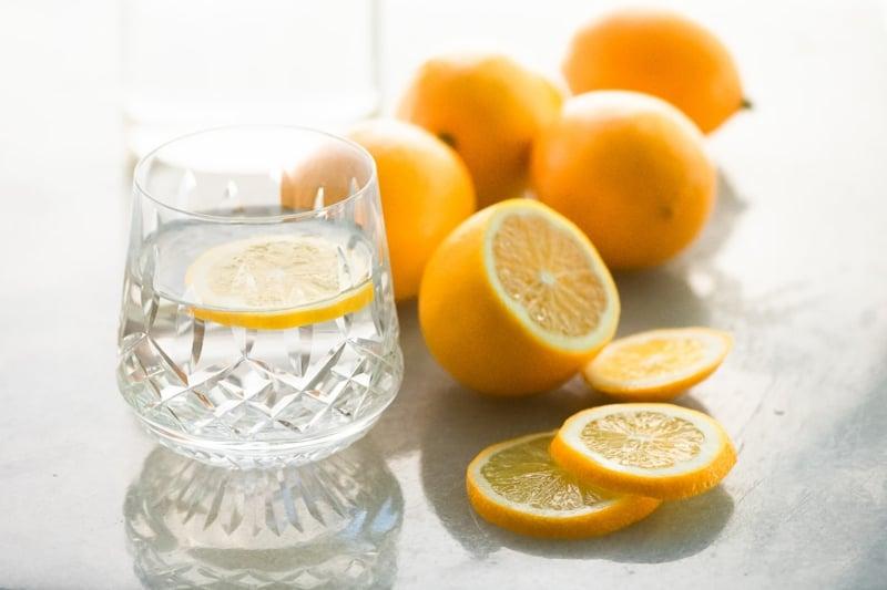 Zitronenwasser Vor- und Nachteile