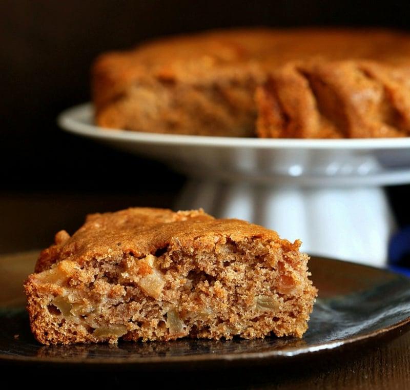 würziger Kuchen veganes Rezept