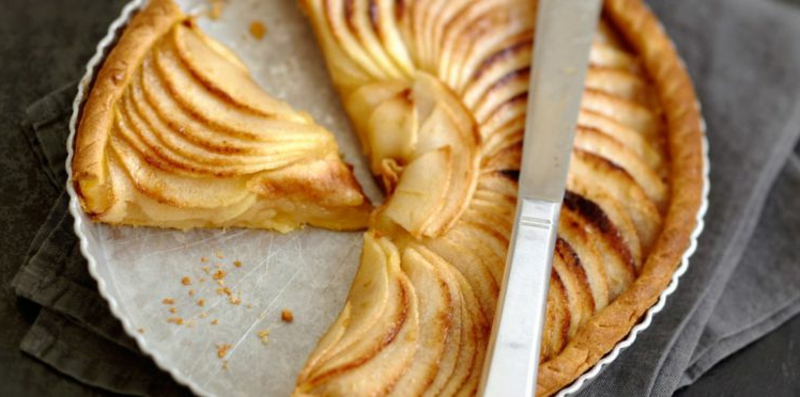 veganer Apfelkuchen selber backen