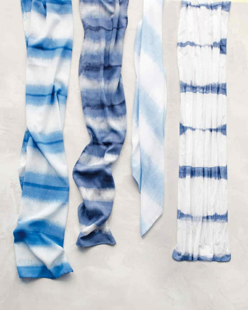 Schals dekorieren Batik