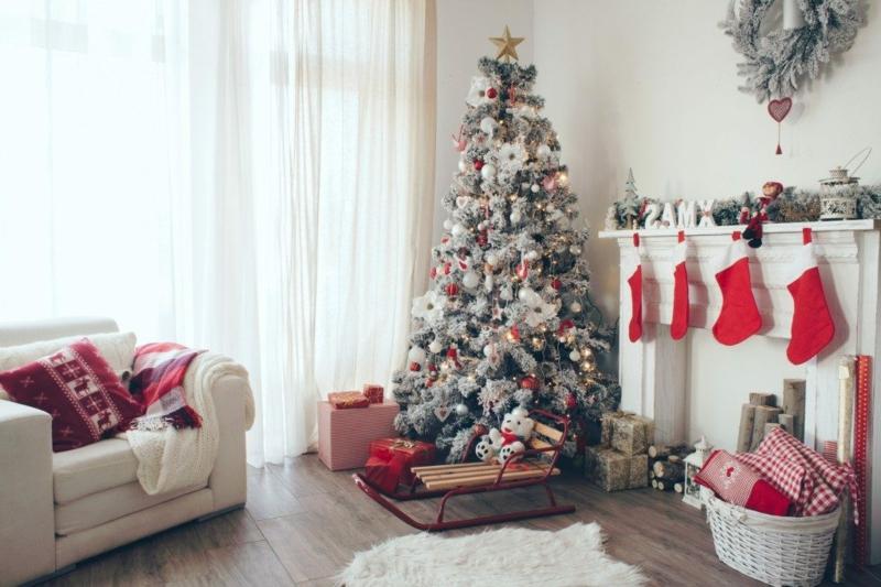 Weihnachten Trends 2019 elegante und moderne Ideen