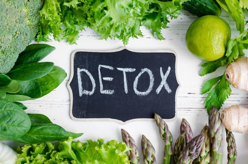 Ernährungsplan Detoxen