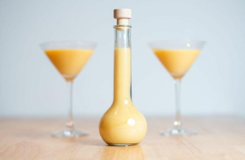 Eierlikör Rezept alkoholfrei