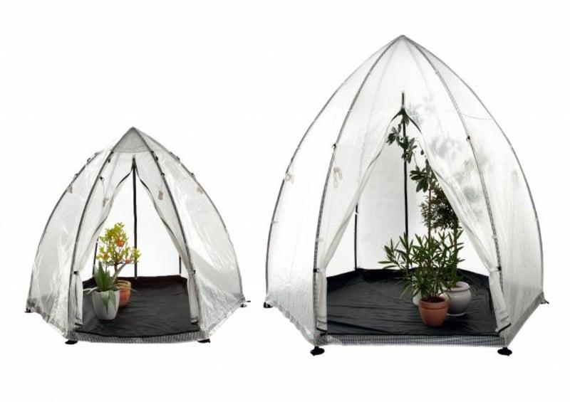 Gewächshaus klein speziell für Balkonpflanzen