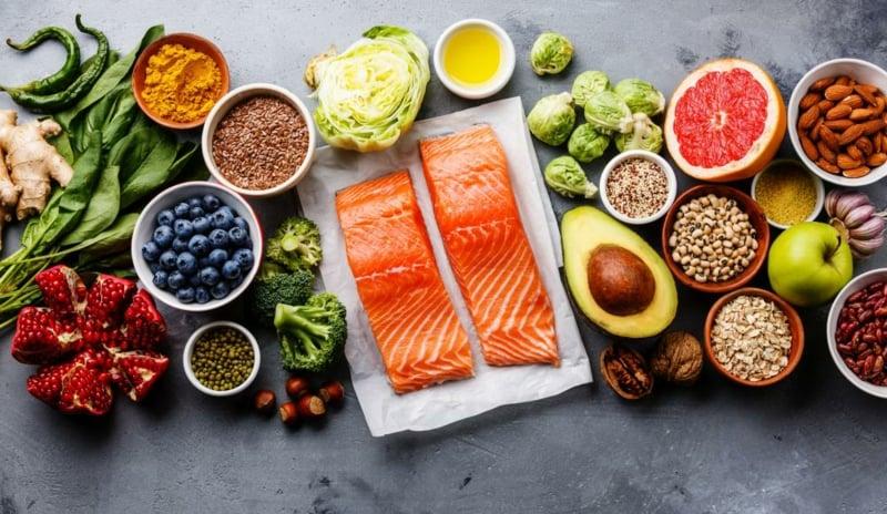 Ernährung gesund ausgewogen