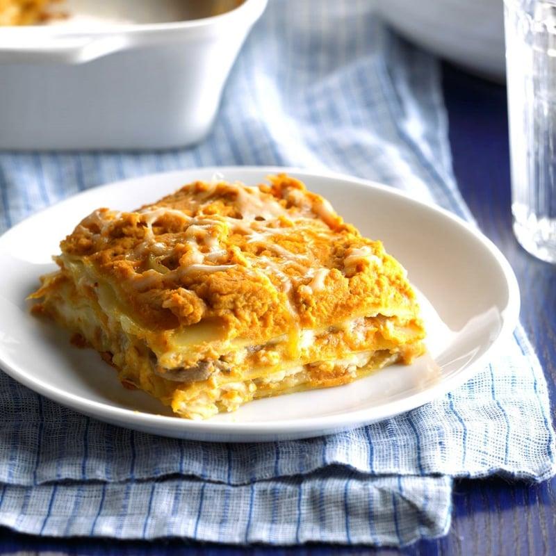 italienische Rezepte Lasagne