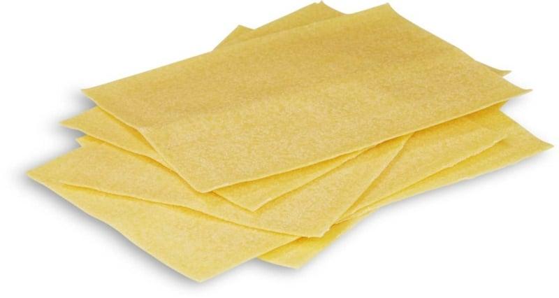 Lasagneblätter Lasagne schichten