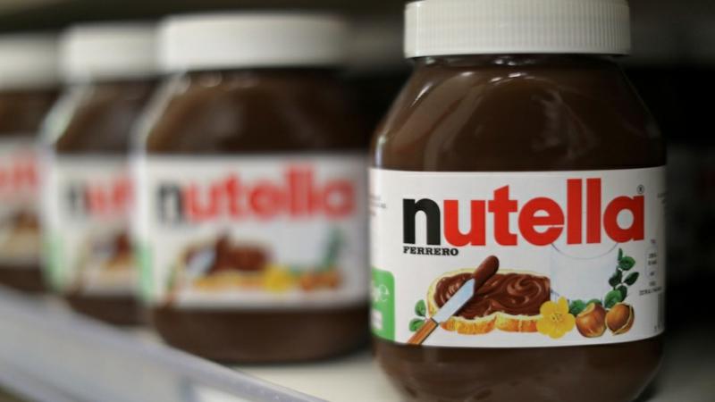 Nutella Brotaufstrich super lecker
