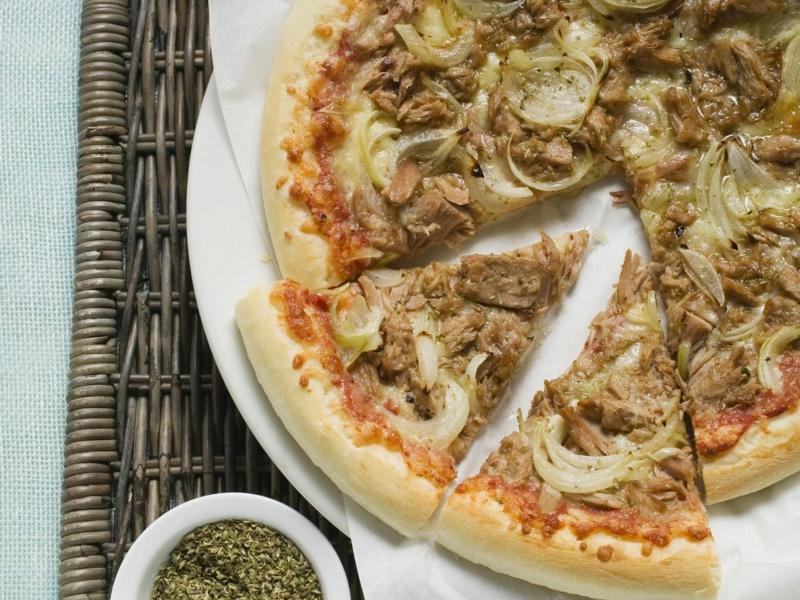 Pizza selber machen leckere Ideen
