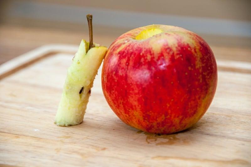 leckere Rezept mit Äpfeln