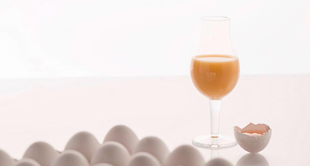 Eierlikör Rezept klassich lecker