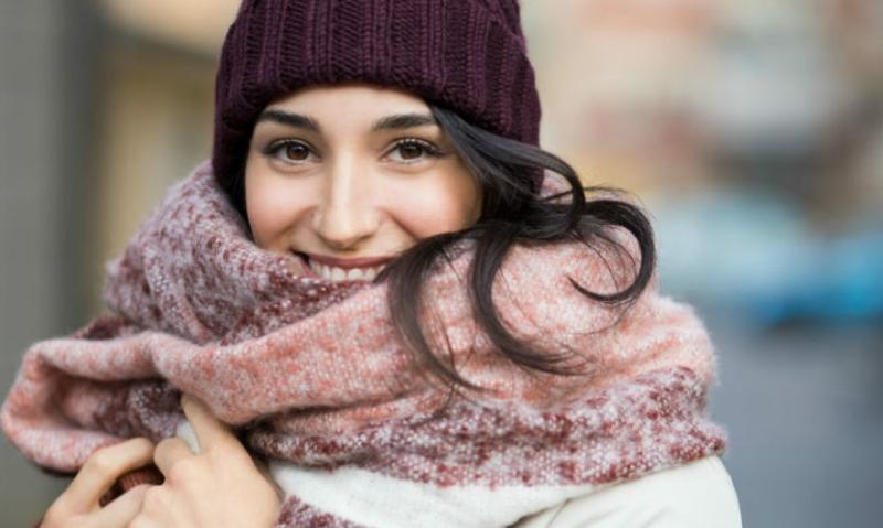 Schal binden hilfreiche Tipps