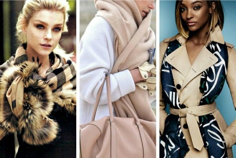 Schal binden coole Ideen