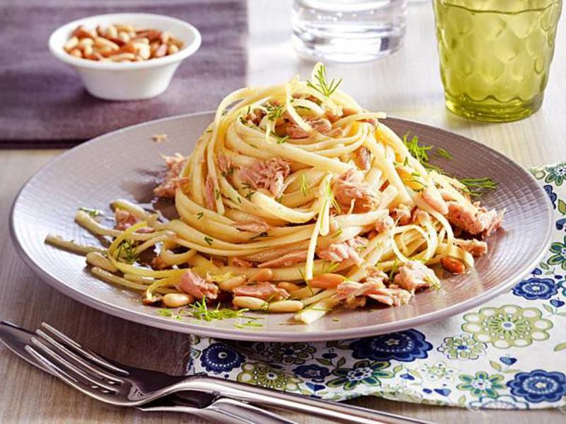 Spaghetti selber machen