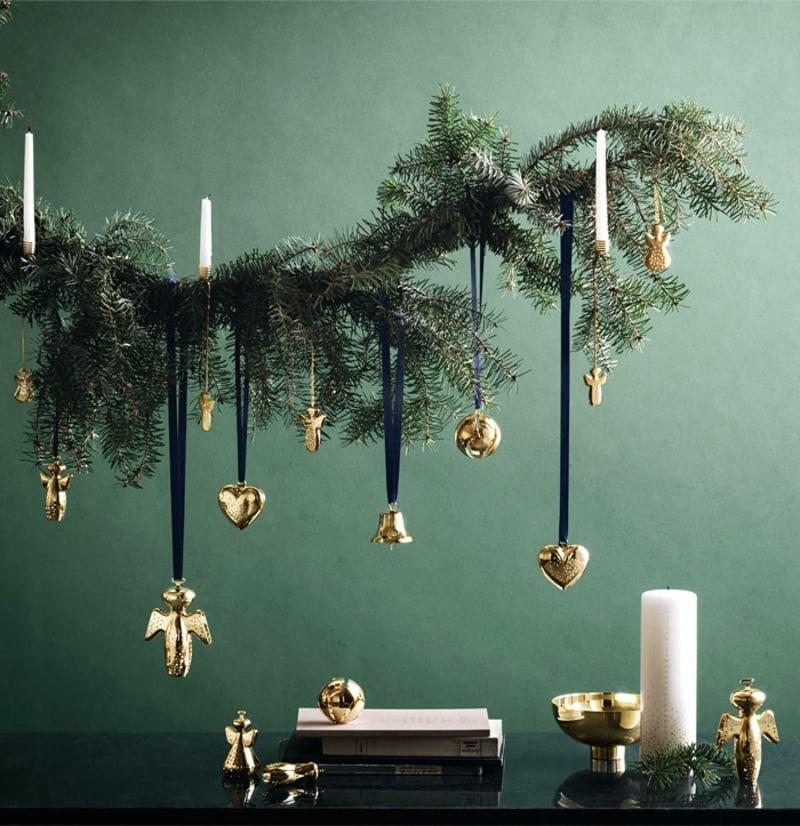 Weihnachten Trends 2019 Christbaum dekorieren