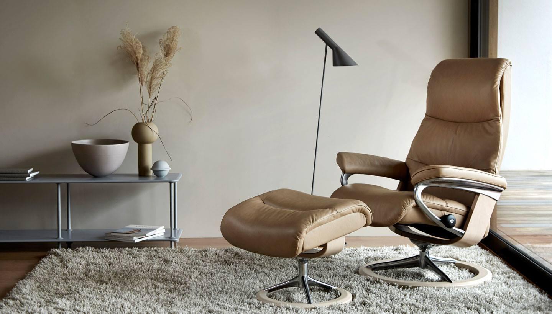 Der Stressless Sessel ist eine luxuriöse und stilvolle Entscheidung für Ihre Einrichtung