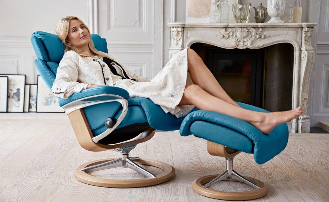 Stressless Sessel: das perfekte Möbel für Ihren Komfort
