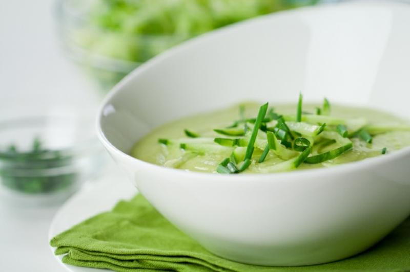 Suppen essen gesunde Rezepte