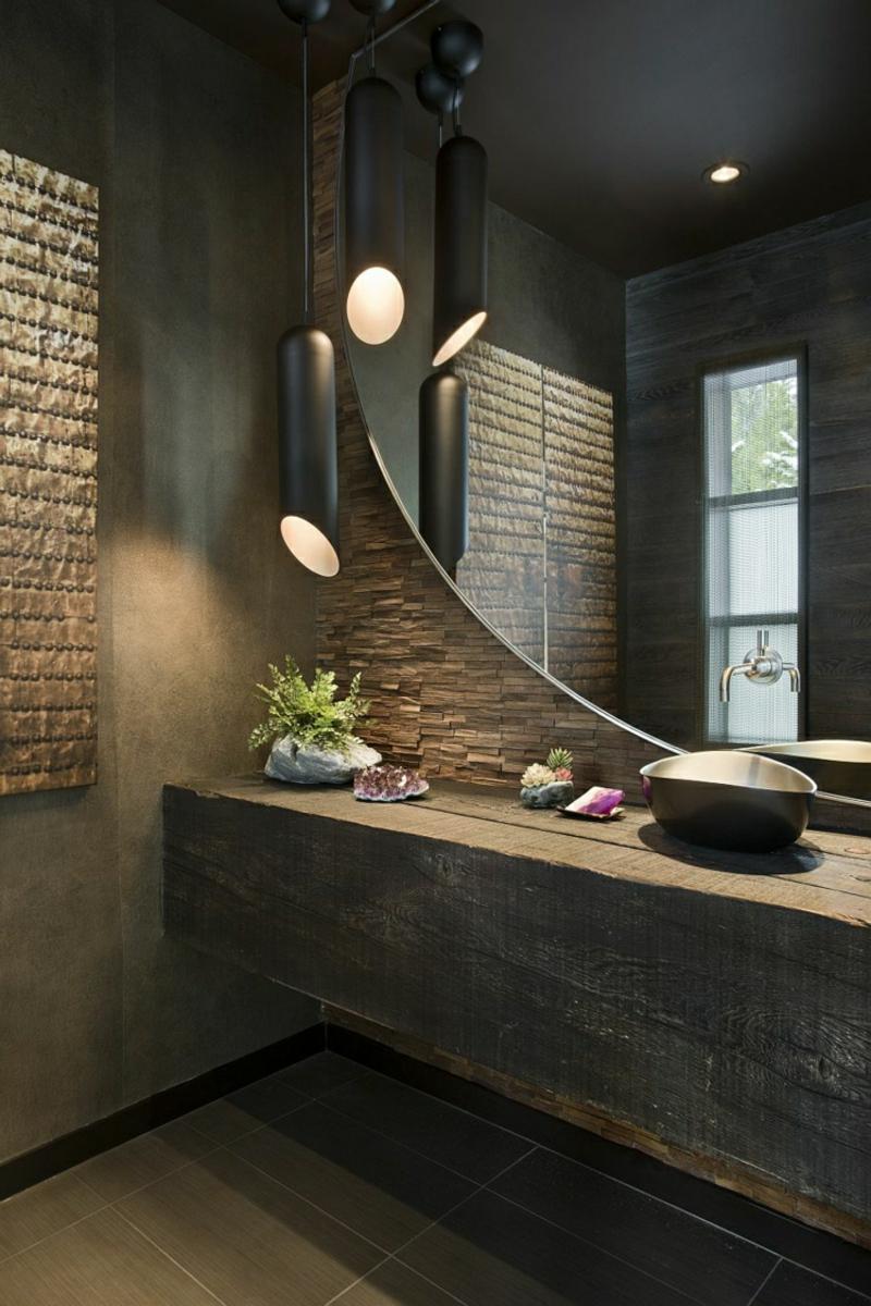 Waschbecken klein freistehnd moderner Look