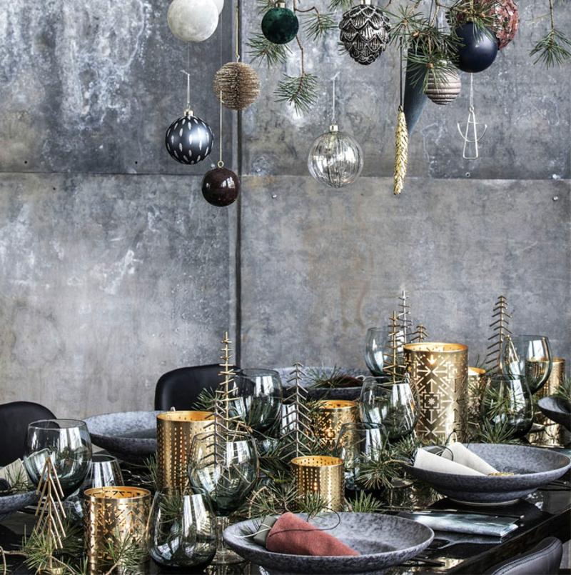 Weihnachten Trends 2019 Tischdeko Ideen