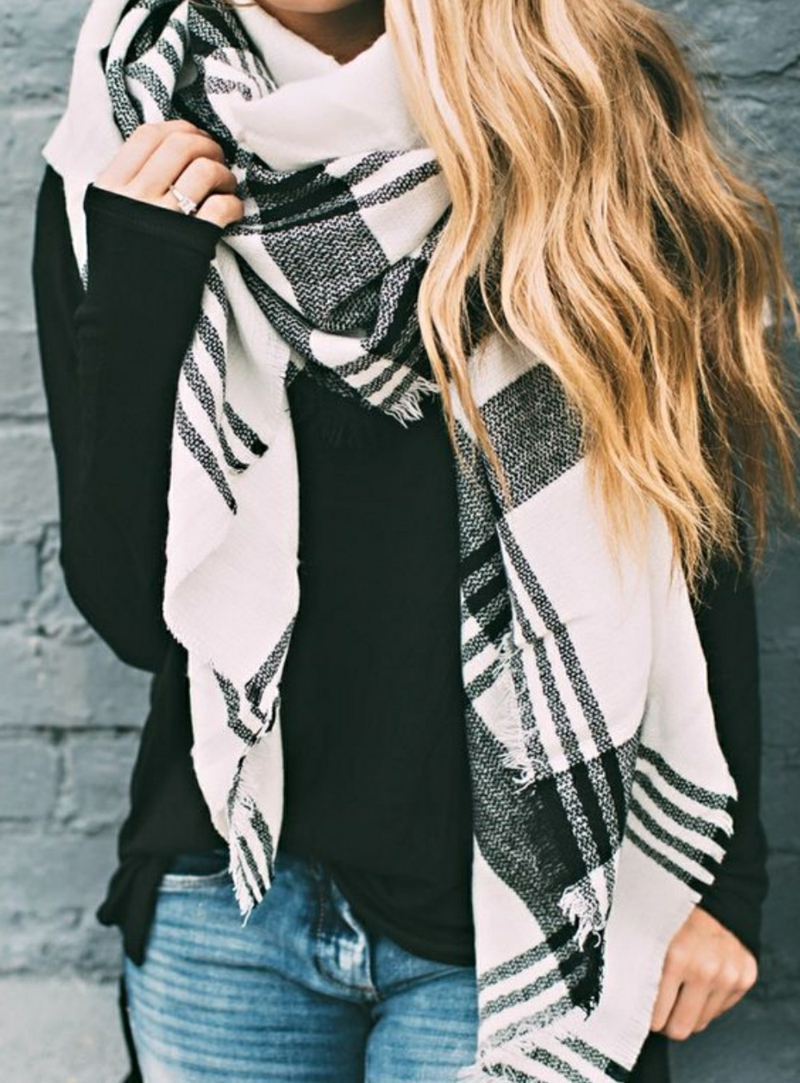 Schal binden Ideen und Anregungen