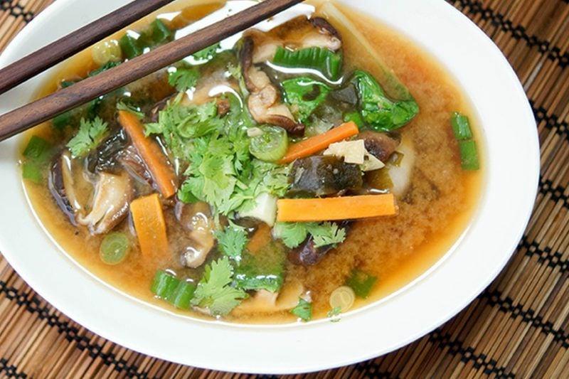 Pak Choi Rezepte Suppen