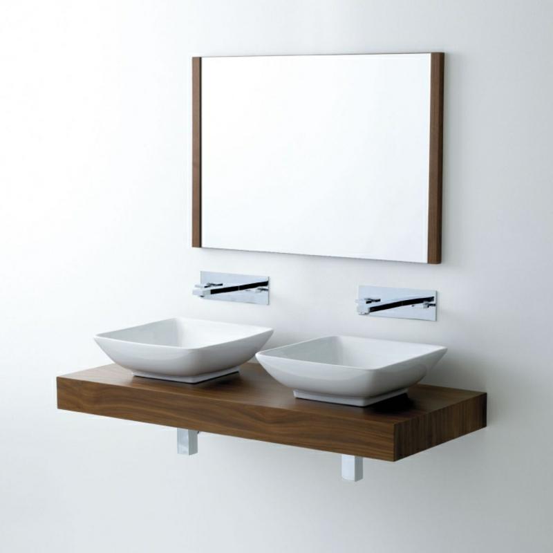 Keramik Aufsatzwaschbecken Ideen für das Bad